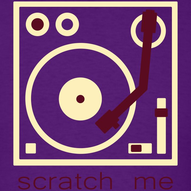 I DJ - Scratch Me - Turntable