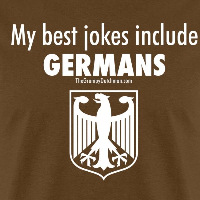 17 Germans white lettering