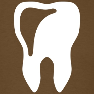 tooth - dentist - Men's T-Shirt