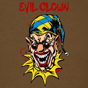 EVIL_CLOWN_47_evil - Men's T-Shirt