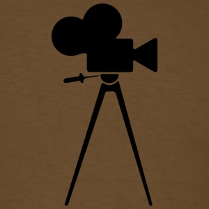 Camcorder - Men's T-Shirt