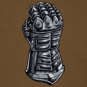 KNIGHT FIST - Men's T-Shirt
