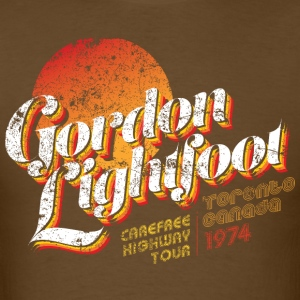 Gordon Lightfoot - Men's T-Shirt