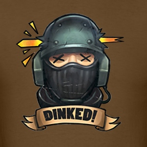 Dinked - Men's T-Shirt