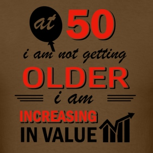 Funny 50 year old gifts - Men's T-Shirt