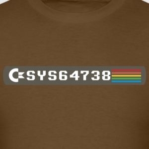 SYS64738 - Men's T-Shirt