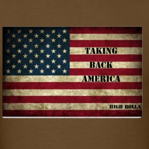 taking back America - Men's T-Shirt