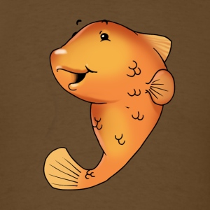 pisces fish goldfish koi - Men's T-Shirt