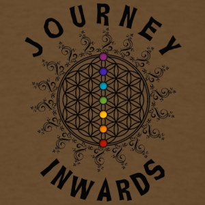 Journey Inwards - Men's T-Shirt