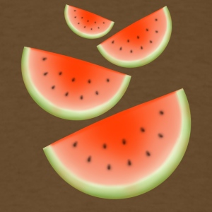 Watermelon Patters - Men's T-Shirt