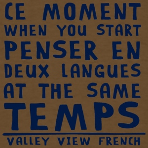 Valley View French - Men's T-Shirt