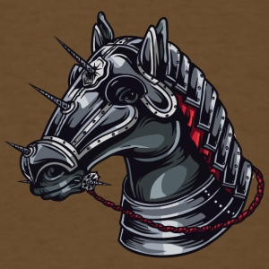kNIGHT HORSE - Men's T-Shirt