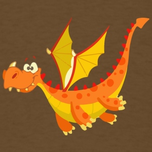 Dragon 2 - Men's T-Shirt