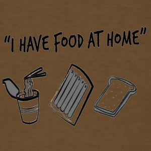 Food AT Home - Men's T-Shirt