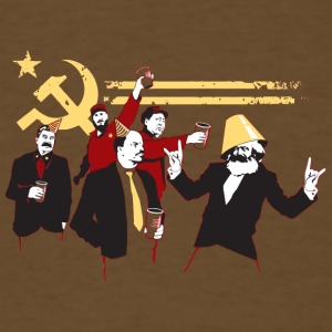 The Communist Party - Men's T-Shirt