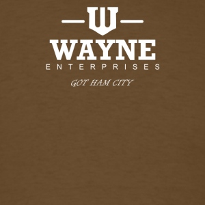 Wayne Enterprises - Men's T-Shirt