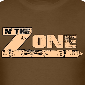 N' the zone - Men's T-Shirt