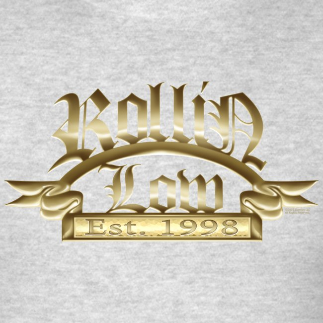 Rollin Low Plaque by RollinLow