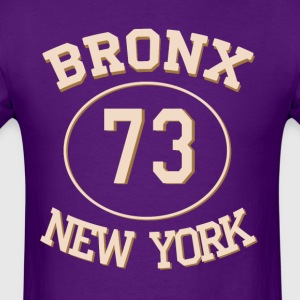 Bronx 73 - Men's T-Shirt