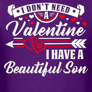 Valentinesday - BEAUTIFUL SON - T-Shirt and Hoodie - Men's T-Shirt