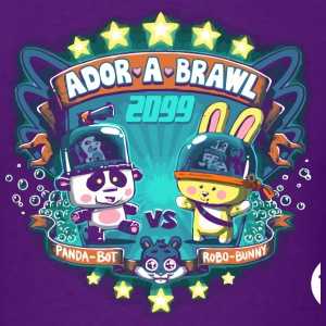 Ador a Brawl - Men's T-Shirt