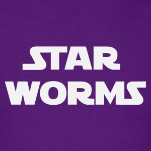 Star Worms (2180) - Men's T-Shirt