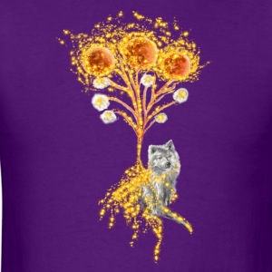 Moon Flower Original Art Design - Men's T-Shirt