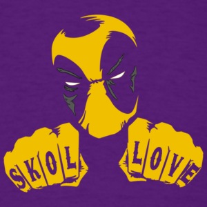 SkolLoveFinal2 - Men's T-Shirt