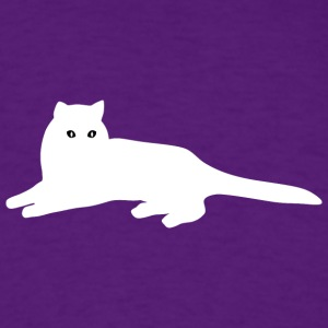 Cute and amazing cat - Men's T-Shirt
