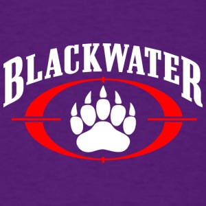 Blackwater Security Logo - Men's T-Shirt