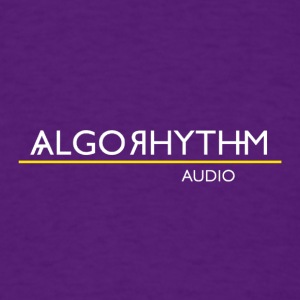 AlgoЯhythmAudio - Men's T-Shirt