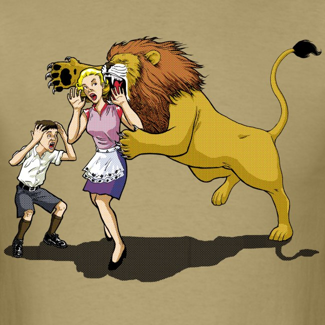 LION ATTACK
