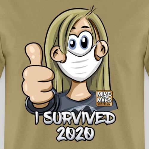 I Survived 2020 - Men's T-Shirt