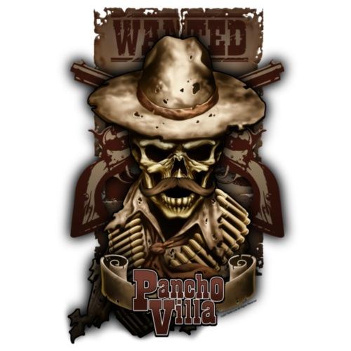 Villa Skull by RollinLow - Men's T-Shirt