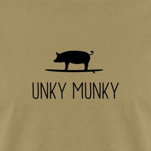 Surf Hog - Men's T-Shirt