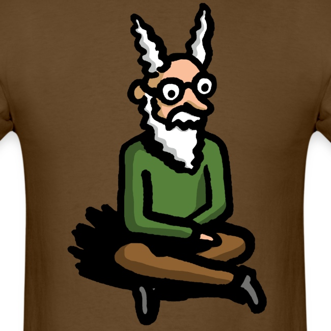 The Zen of Nimbus t-shirt / Nimbus in color
