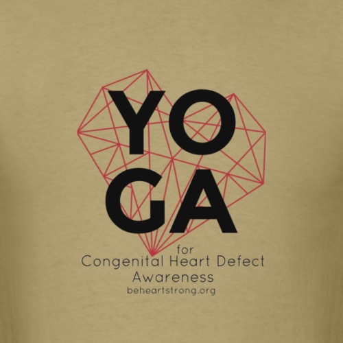 Yoga lifestyle - Men's T-Shirt