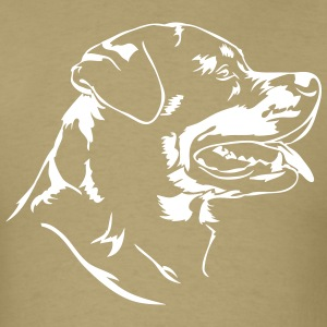 Rottweiler dog - Men's T-Shirt