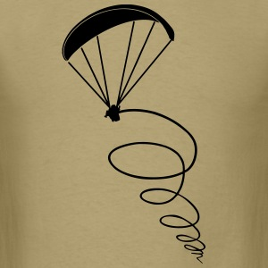 thermik paragliding - Men's T-Shirt