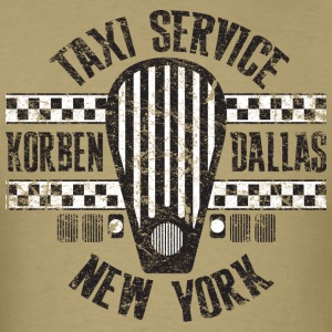 Korben Dallas Taxi Service - Men's T-Shirt