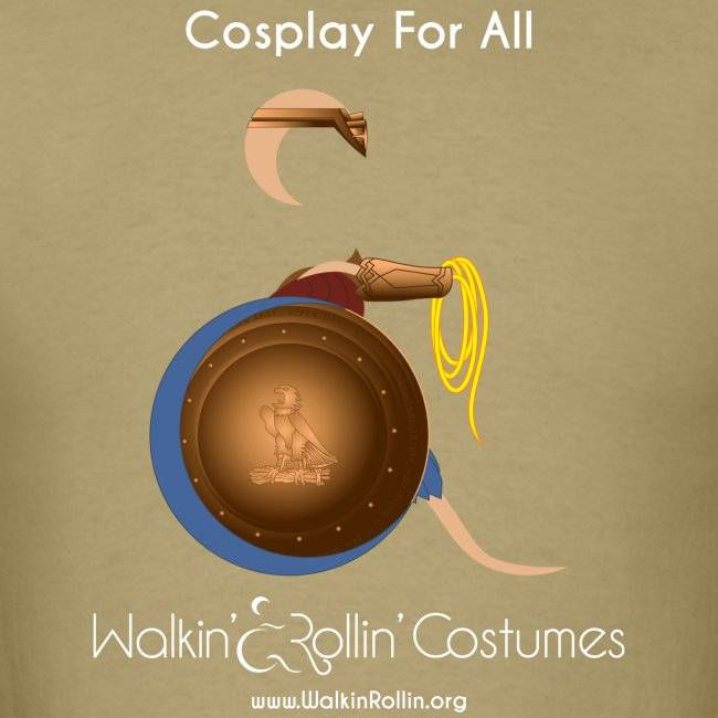 Cosplay For All: Wonder Woman