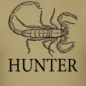 Scorpion Hunter - Men's T-Shirt