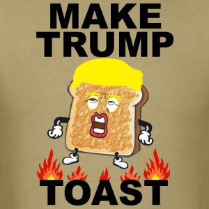 trumptoast - Men's T-Shirt