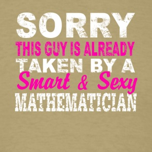 A Smart And Sexy Mathematician T Shirt - Men's T-Shirt