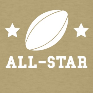 Rugby All Star - Men's T-Shirt