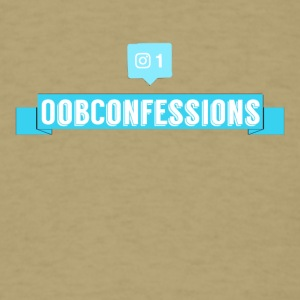 OOBConfessions! - Men's T-Shirt
