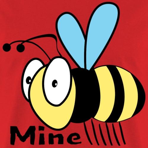 Bee Mine - Men's T-Shirt