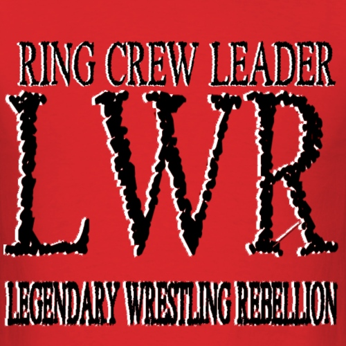 LWR RING CREW 3 - Men's T-Shirt