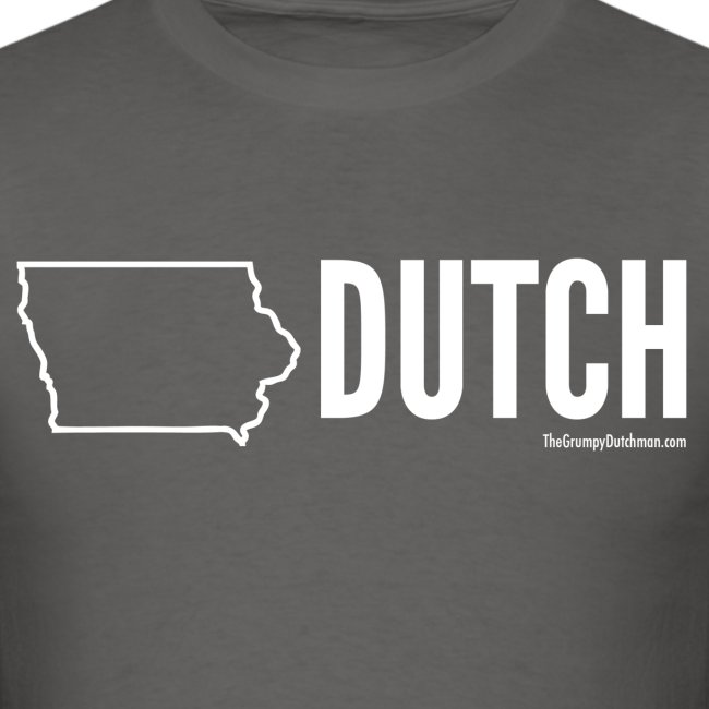 Iowa Dutch (white)