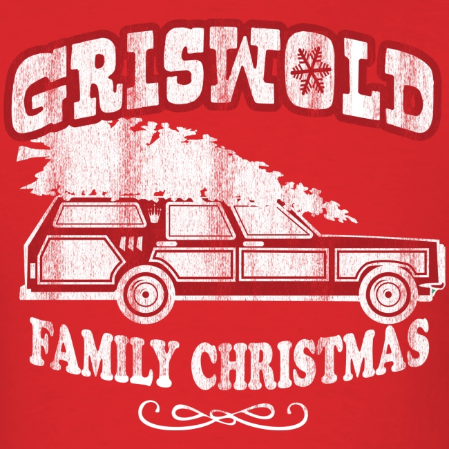 Griswold Family Christmas.Griswold Family Christmas Red Men S T Shirt